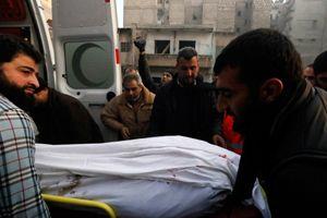 Suriye'de 'Cenevre'den bu yana bin 900 ölü