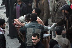Esad güçlerinin saldırılarında 82 kişi öldü