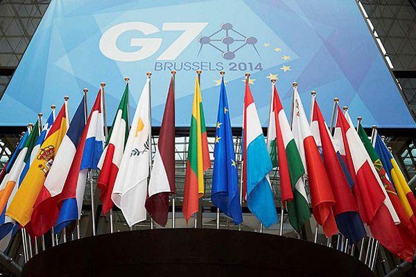 G7, 'Suriye'deki seçimler düzmece'