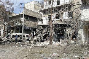 Suriye'de varil bombalı saldırı, 15 ölü
