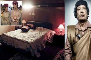 Kaddafi'nin özel hayatıyla ilgili korkunç iddia