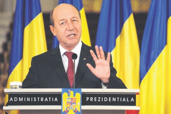 Traian Basescu, 'AB'nin Türkiye'ye ihtiyacı var'