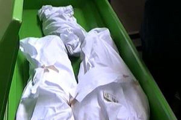 Tabutun içinde ölü numarası yaparak hayatta kaldılar