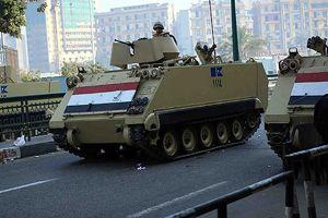 Tahrir Meydanı Sisi yanlılarına açıldı