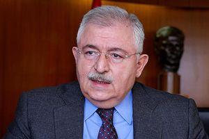 Paris Büyükelçisi Tahsin Burcuoğlu merkeze atandı