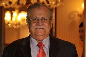 'Talabani'nin sağlık durumu çok iyi'