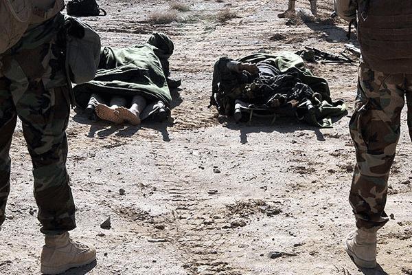 Afganistan'da 26 Taliban militanı öldürüldü