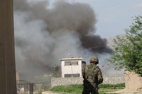 Afganistan'da 20 Taliban militanı öldürüldü