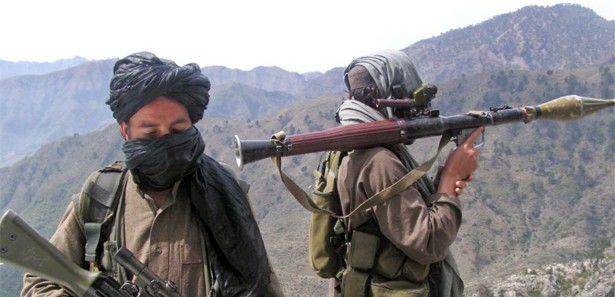 Taliban'a hava operasyonu düzenlendi