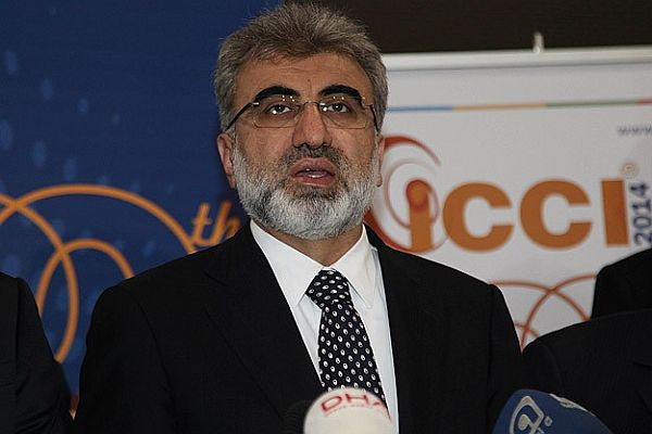 Yıldız, 'Türkiye'de enerji ile alakalı bir sıkıntı söz konusu değil'
