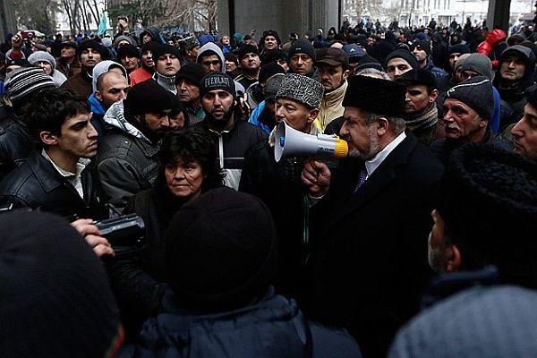 Kırım Tatarları'nın durumu tehlikede