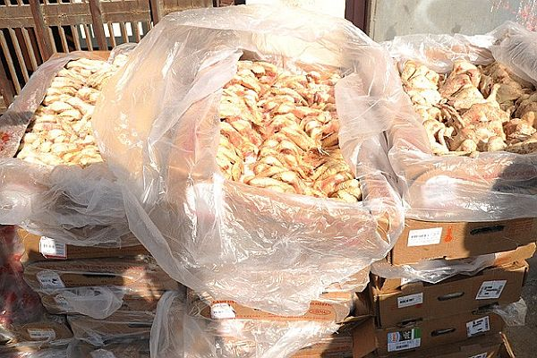 Ambalajsız tavuk satışına yasak geliyor