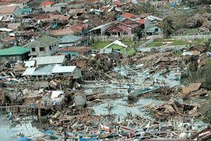 Filipinler'de ölü sayısı 2 bin 344'e çıktı