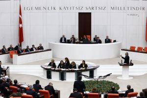 Bütçe Kanun Tasarısı'nın ilk 5 maddesi kabul edildi