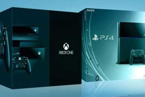 Playstation 4'ten Microsoft Xbox'a fark