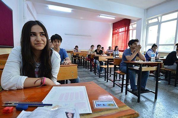 TEOG sınavlarında ilk oturum başladı