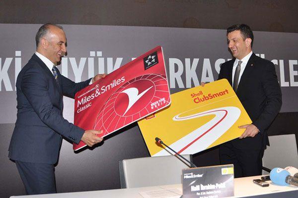 THY'de Shell Smart Card ile milleri yakıta çevrilecek