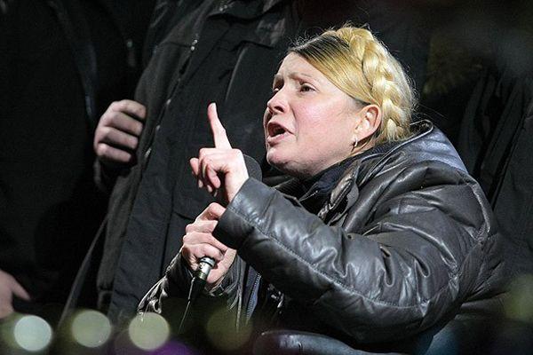 Timoşenko Almanya'da tedavi olacak