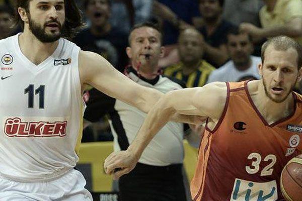 Galatasaray Liv Hospital Fenerbahçe ülker maçına TOMA önlemi
