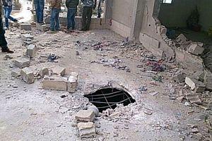 Suriye-Lübnan sınırında topçu ateşi