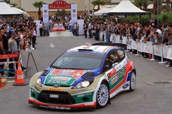 TOSFED Ralli Kupası Seferihisar'da yapılacak