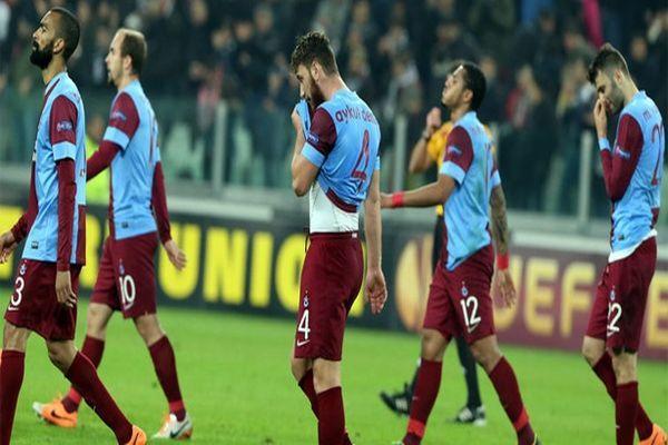 Trabzonspor tarihi fırsatı kaçırdı