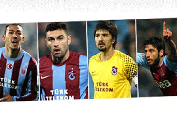 Trabzonspor'un 3 büyüklere kaptırdığı yıldızlar