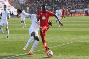 Trabzonspor kupaya erken veda etti