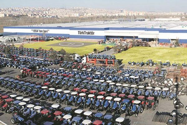 TürkTraktör'ün Sakarya Erenler fabrikası açıldı