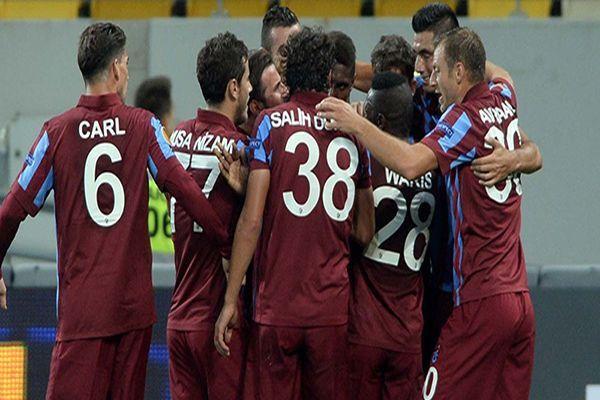 Karabükspor-Trabzonspor maçının ilk 11'i belli oldu