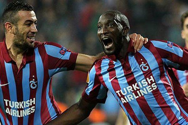 Trabzonspor, Balıkesirspor maçında ilk 11'ler belli oldu