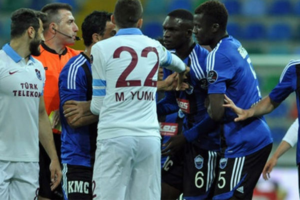Trabzonspor, Kayseri Erciyes maçı geniş özeti ve golleri burada