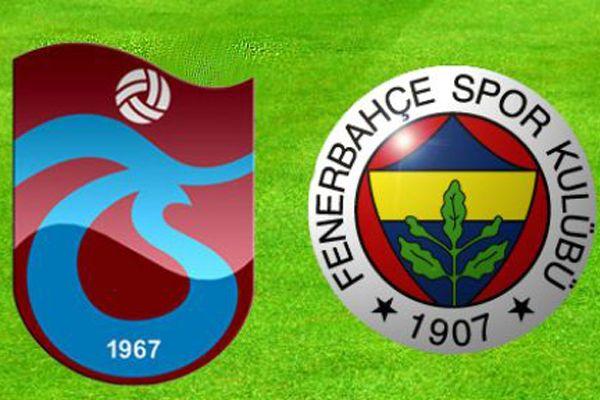 Trabzonspor Fenerbahçe maçı Twitter'i salladı