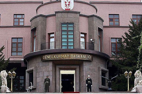Genelkurmay Başkanlığı, 'TSK illegal odaklarla irtibat içinde olmamıştır'