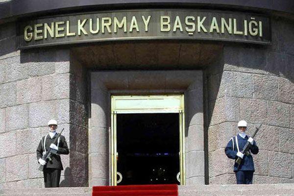 TSK'dan açıklama, 'PYD üyesi 2 kişi askere ateş açtı'