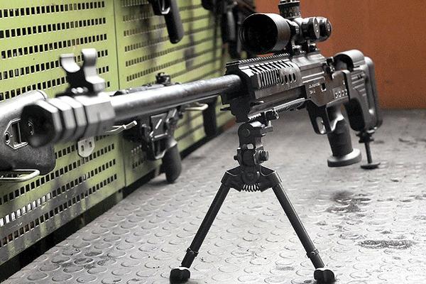 Keskin nişancıların milli silahı, 'Bora-12'