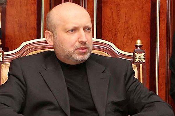 Ukrayna Devlet Başkanı Turçinov'dan operasyon emri