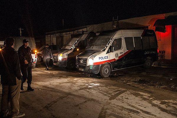 Tunus güvenlik güçlerinden operasyon