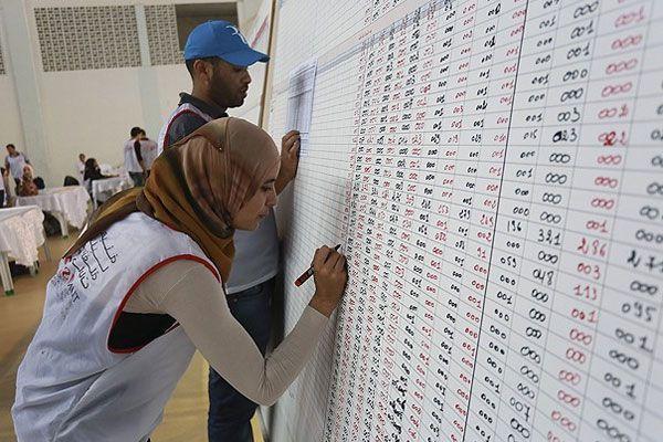 Tunus'ta parlamentonun dağılımı belli oldu