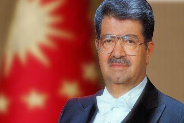8. Cumhurbaşkanı Turgut Özal rahmetle anılıyor
