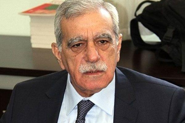 Ahmet Türk'ten 'kaygı verici' açıklama