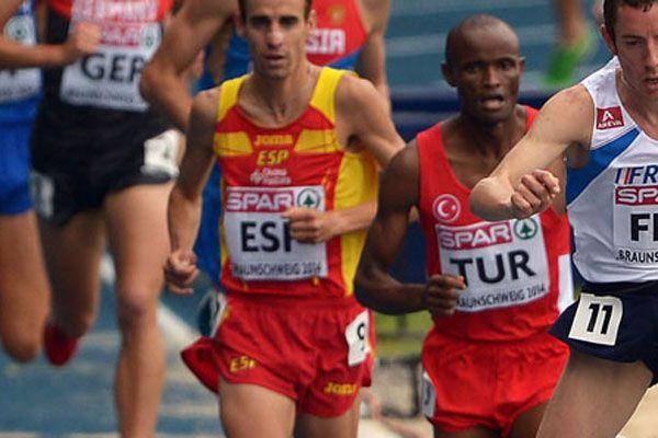 Türkiye Atletizm'de küme düştü