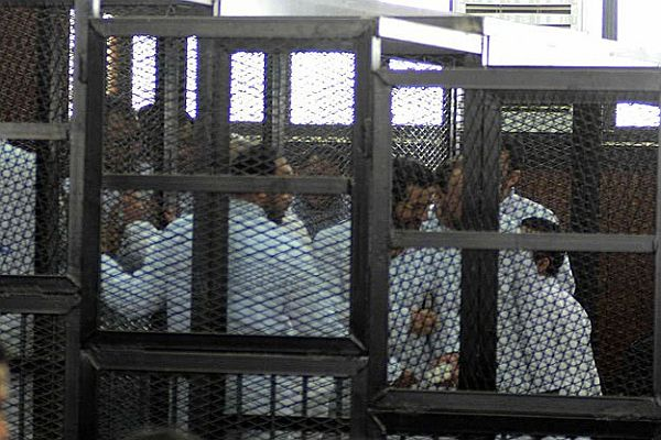 Mısır'da 20 bin tutuklu açlık grevinde