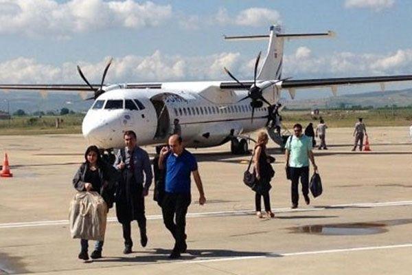 Bursa'dan Almanya ve Kıbrıs'a uçak seferleri başladı