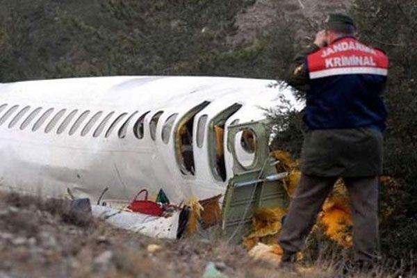 Uçak kazasında büyük hatayı itiraf etti