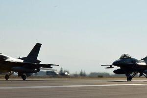 Suriye uçağına önleme