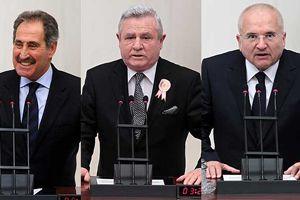 AK Parti'de 3 milletvekili disiplin kuruluna sevk edildi
