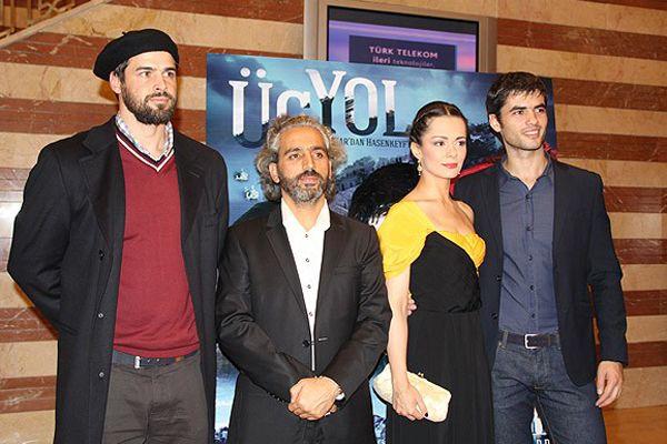 'Üç Yol' filmine İran'dan ödül