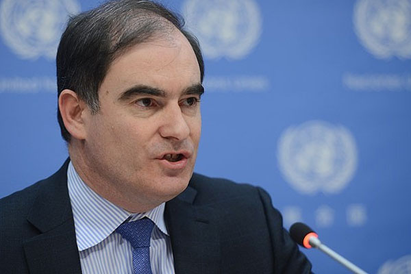 Ging, 'Türkiye, Ürdün ve Lübnan artık son limite geldi'