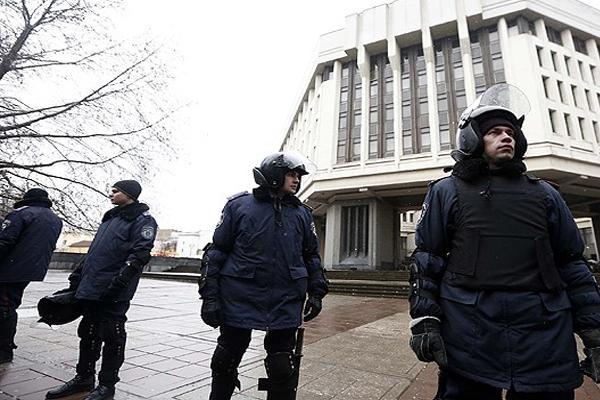 Ukrayna'da kısmi seferberlik ilan edildi